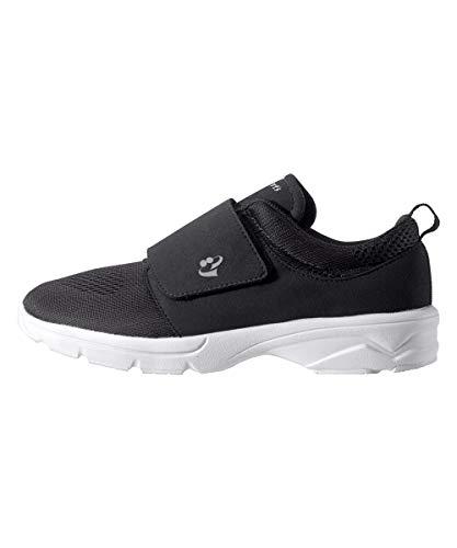 Silvert's Extra Wide Ultra Lightweight Walking Shoes for Men - Slip - Black 8 from Silvert's