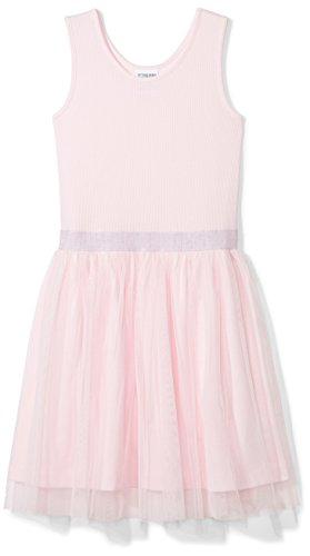 Spotted Zebra Girls' Toddler Tutu Tank Dress, Pink, 4T