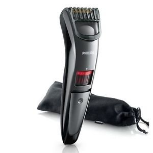 Philips Qt4015/23 Mens Rechargeable 20 Lengths Beard Stubble Trimmer Clipper New Free Shipping Ship Worldwide From United Kingdom by Philips