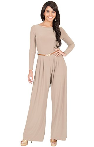 Brown Womens Pant Suit - 7