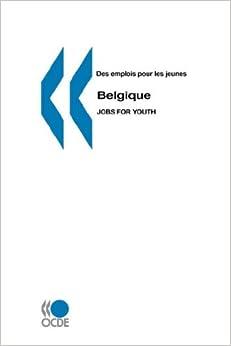 Des emplois pour les jeunes/Jobs for Youth Belgique