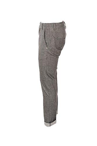 Pantalone Uomo Entre Amis 29 Grigio Chiaro A188281/847 Autunno Inverno 2017/18