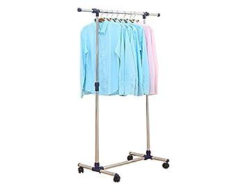 Mack Kleiderstander Kleiderstange Garderobenstander Mit Rollen