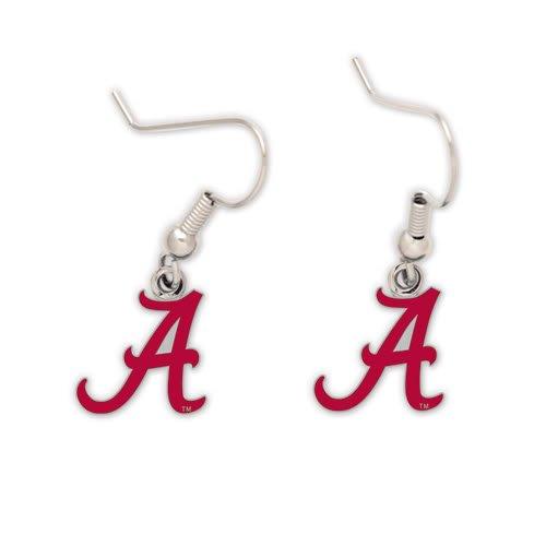 Wincraft NCAA université de l'Alabama 44664091Boucles d'oreilles Bijoux Carte