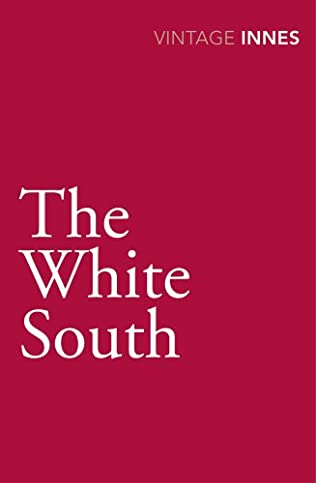 book cover of The White South