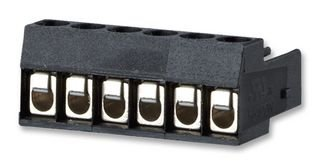 METZ CONNECT 31169106 TERMINAL BLOCK, PLUGGABLE, 6POS, 16AWG (10 pieces) ()
