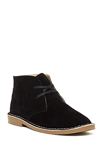 Giraldi Atlantis Men's Chukka Boots, Black, 11 (Man Boots For Sale)