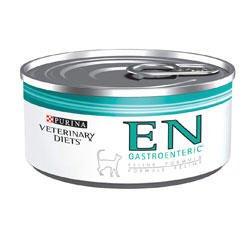 Purina Veterinary Diets EN Gastroenteric Feline Formula Canned Cat Food 24/5.5 oz, My Pet Supplies