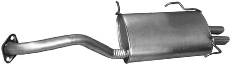 2002-2004 Infiniti i35 3.5L Resonator Pipe Muffler Exhaust System Kit Fits