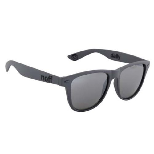 Neff Daily Shades Rectangular Sunglasses  Tropical Jungle  6 Mm