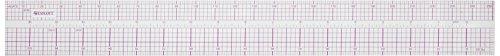 Westcott Inch/Pica/Agate Scales, 18-Inch (B-90) (B-90) Pica Ruler