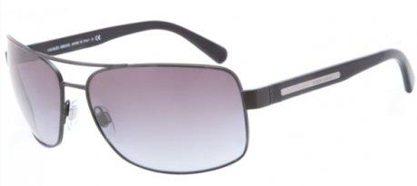 Giorgio Armani AR6011 Sunglasses Color - Armani Sunglasses S Men Giorgio