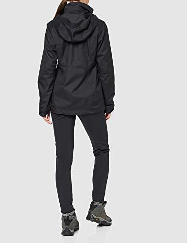 The North Face Damen Evolve II TRI Jacket Doppeljacke, TNF Black, M 6