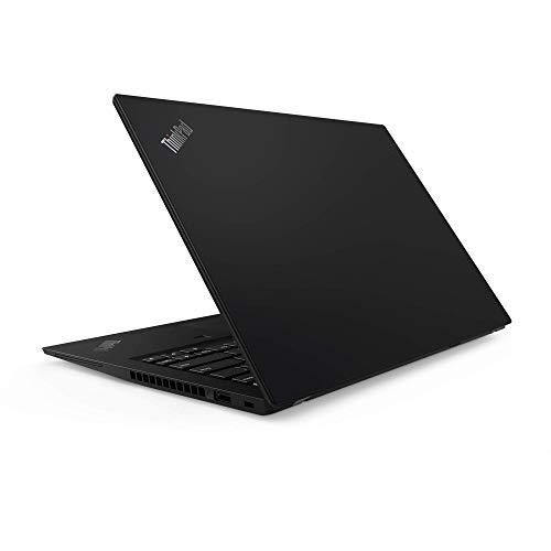"""Lenovo ThinkPad T14s Gen 1 20T0 - Core i5 10210U / 1.6 GHz - Win 10 Pro 64-bit - 8 GB RAM - 256 GB SSD - 14"""" IPS 1920 x 1080 (Full HD) - UHD Graphics - Bluetooth, Wi-Fi - Black - kbd: US"""