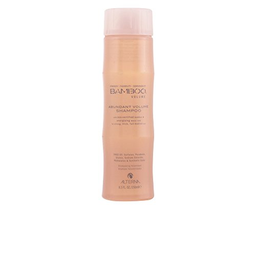 Bamboo Volume Abundant Volume Shampoo Unisex Shampoo by Alterna, 8.5 Ounce
