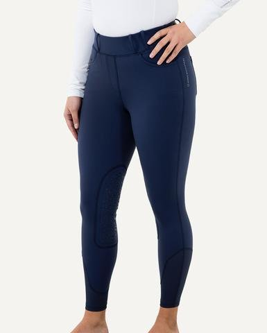 (Noble Outfitters 5 Pocket Riding Tight XS Navy)