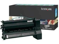Lexmark C780/C782 Black Return Program Print Yield Up To 6,000 Standard Pages (Return Print Program C782)