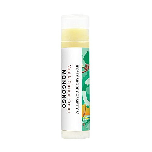 Jersey Shore Sun Mongongo Lip Conditioner Vanilla Coconut Cream