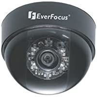 EverFocus Electronics - 1/3IN COLOR DOME CAMERA, 4.3MM. LENS