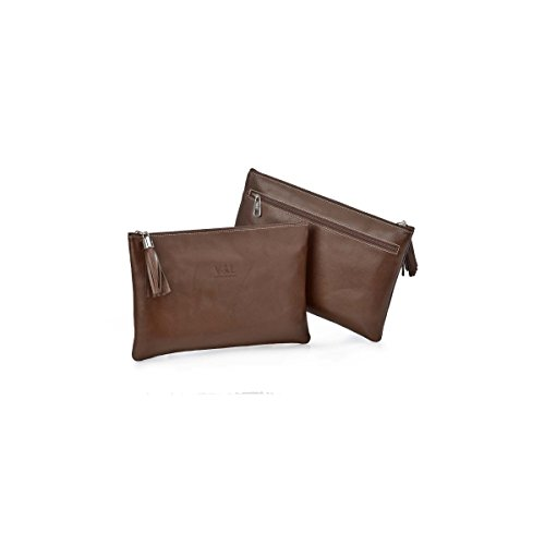 Outlet 021 Brown Handbag Lucchino amp; Victorio Bxqw6Szn