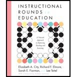 img - for Instructional Rounds in Education (09) by City, Elizabeth A - Elmore, Richard F - Fiarman, Sarah E - T [Paperback (2009)] book / textbook / text book