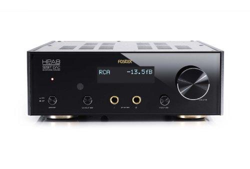 Fostex HP-A8 32-Bit D/A Audio Converter and Headphone Amplifier by Fostex USA