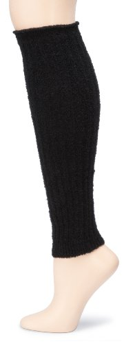 Ozone Women's Boucle Arm And Leg Warmers,Black,One Size