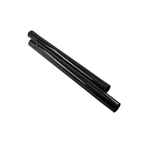 Plastic Extension Wand - 1-3/8Inch Extension Wands 35mm Vacuum Accessory Plastic VAC Wands 2 Pieces