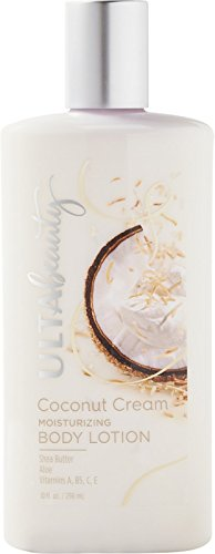 Ulta Beauty Moisturizing Body Lotion ~ Coconut Cream Net Wt 10 fl oz/296 ml