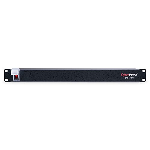 CyberPower CPS1215RM Basic Outlets Rackmount product image