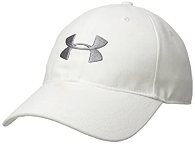 Under Armour Men's Core Canvas Dad Cap by Under Armour Accessories