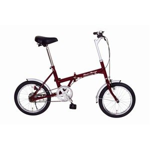 折畳み自転車 Classic Mimugo FDB16 MG-CM16   B01CXGSRQM
