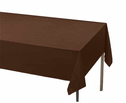 Brown rectangle plastic table cover patio furniture covers patio and furniture Plastic patio furniture covers