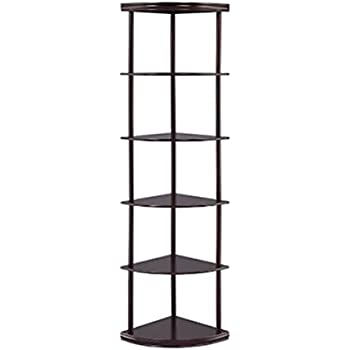 High Quality Coaster Home Furnishings 800279 Casual Bookcase, Cappuccino