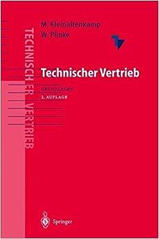 Technischer Vertrieb: Grundlagen des Business-to-Business Marketing