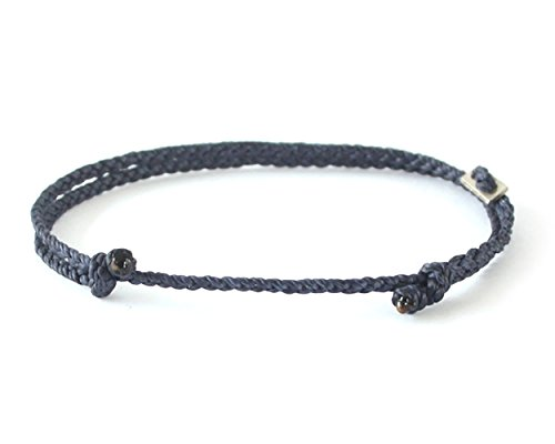 [Wakami Single Strand Bracelet Anklet Handmade Adjustable Friendship Bracelets or Anklets :: Make Your Own :: Buy 3 Get 1 Free] (Things That Start With The Letter Z)
