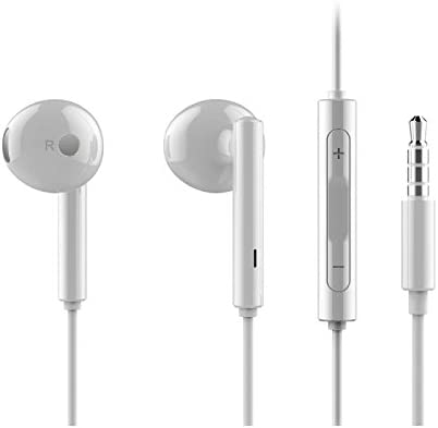 Auriculares manos libres Huawei AM115 para Nexus 6P, P8, P8lite, P9, Y6, Y5, Y3, G7, Mate S, MateBook y teléfono móvil