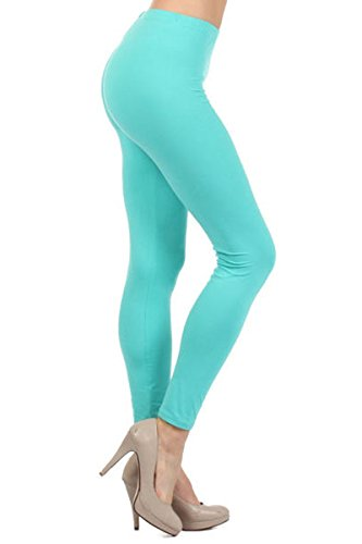 Leggings Depot Ultra Soft Basic Solid Plain Best Seller Leggings 128 – Carry 1000+ Print Designs