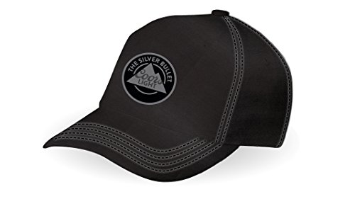 Men's Coors Light The Silver Bullet Adjustable Baseball Cap