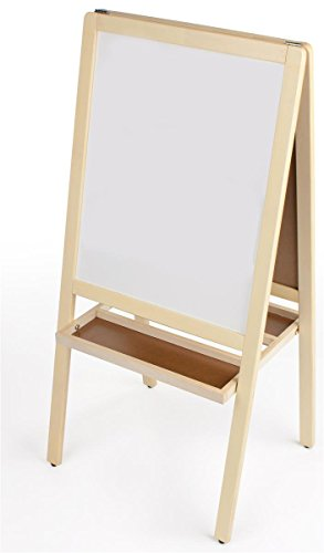 Double Sided Magnetic Children's Easel