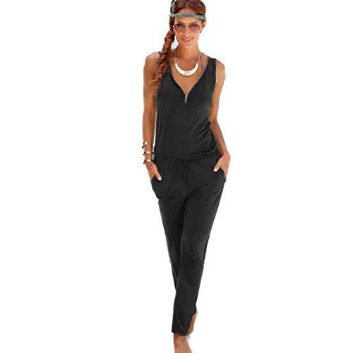 Creazy V collar Jumpsuit Fashion Siamese product image