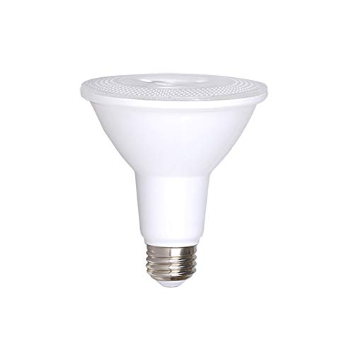 (LED PAR30 Dimmable Flood Bulb, 12 Watt - 850 Lumens - 75W Replacement - Indoor Rated (5000K Daylight- 10 Pack))