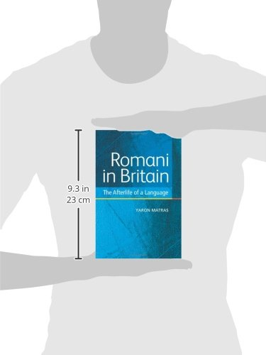 Romani in Britain: The Afterlife of a Language by Brand: Edinburgh University Press