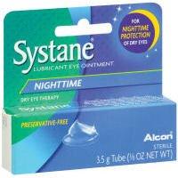 Systane Nighttime Lubricant Eye Ointment, 0.13 oz