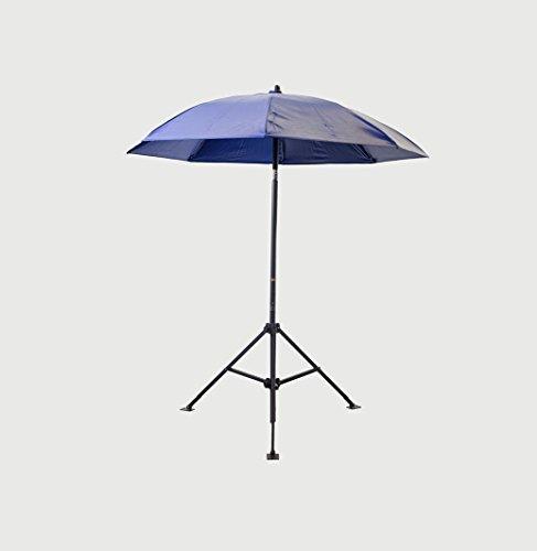 (Lapco FR LAP-UM7VB Heavy-Duty Construction Umbrella, Vinyl, 7',)