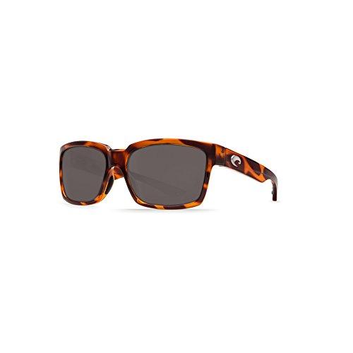 Costa Del Mar Playa Polarized Sunglasses Honey Tortoise