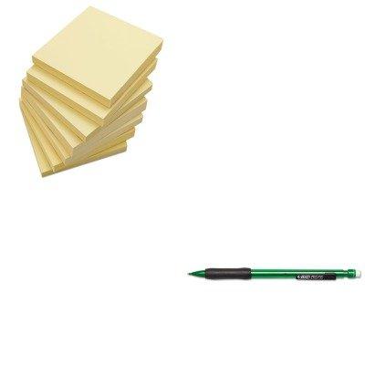 Kitbicmpg11unv35668 – Value Kit – Bic Bic Bic Matic Grip Druckbleistift (bicmpg11) und Universal Standard selbstklebend Noten (unv35668) B00MOQ6DTA | Schenken Sie Ihrem Kind eine glückliche Kindheit  | Merkwürdige Form  | Qualitativ Hochwertiges Pro e80075