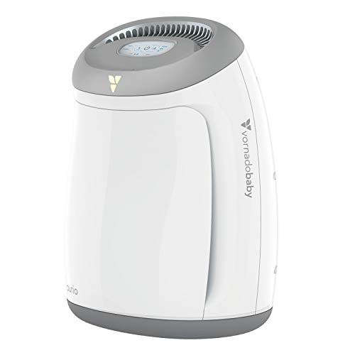 Vornadobaby Purio Air Purifier, White