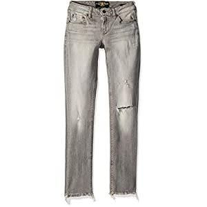 Lucky Brand Women's Mid Rise Lolita Skinny Jean in Lovelock