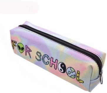 ASCZFAS bolsa de lápiz trousse scolaire stylo emoji estuche lapices caja de lápices rollo de kawaii estuche de lápices estuches escolares estuches de lápices escolares kalem kutusu Estuche de lápice: Amazon.es: Oficina